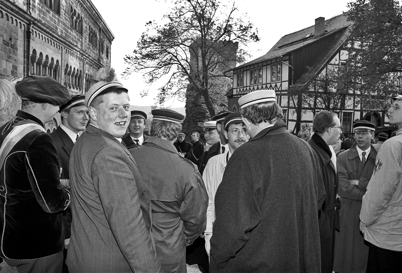 175-tes Wartburgfest, Eisenach