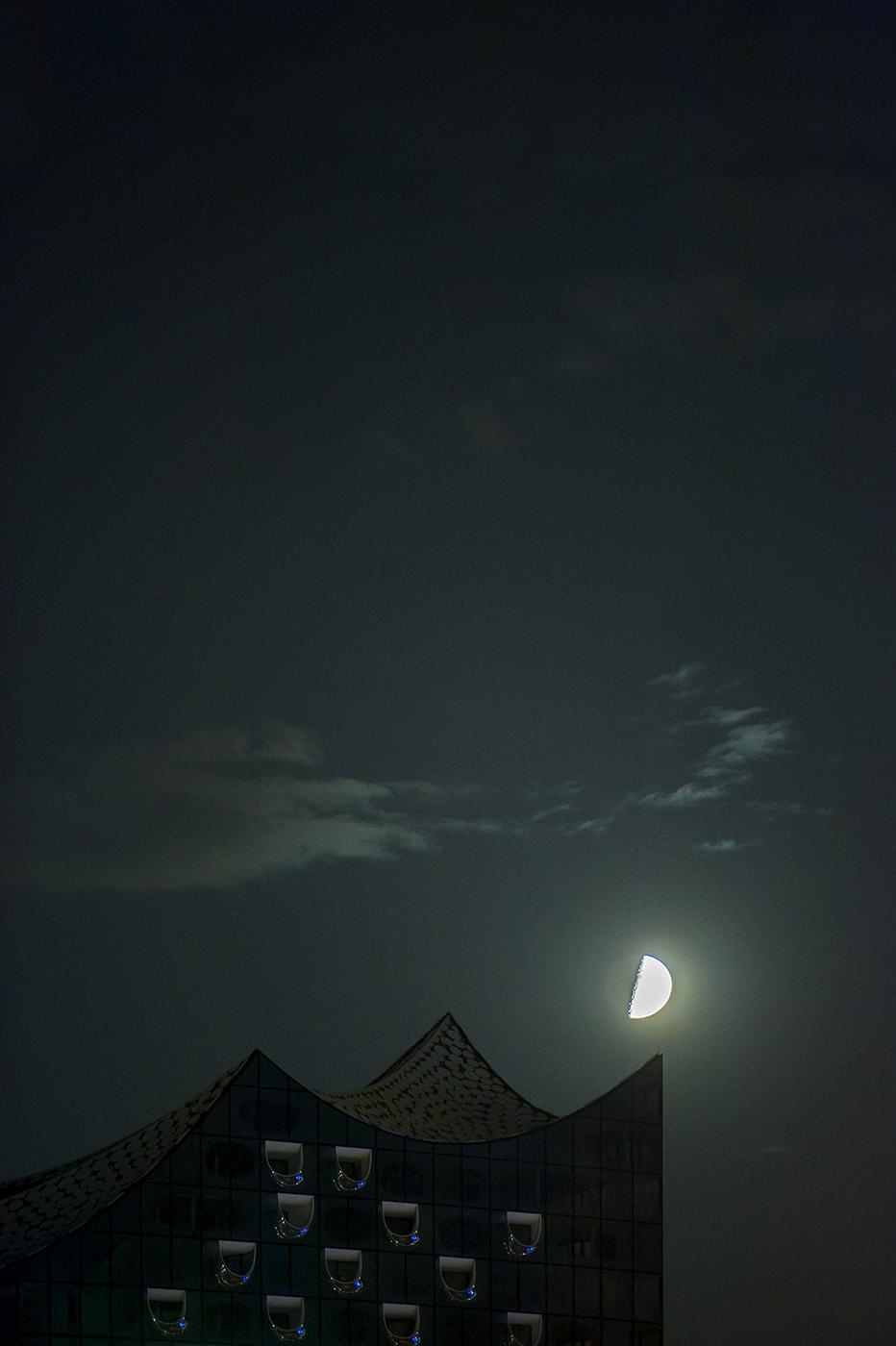 Elbphilharmonie mit Dracula