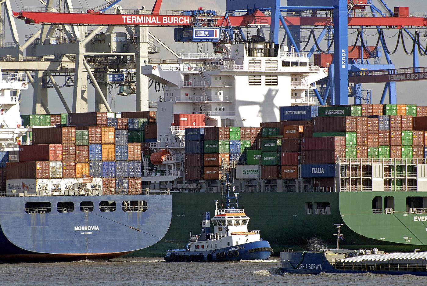 Container-Terminal Burchardkai