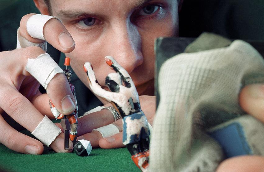 Norman Koch, Tipp-Kick Meister