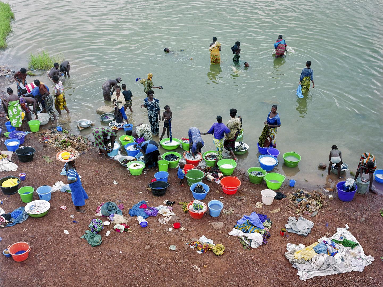in Ouagadougou, Burkina Faso