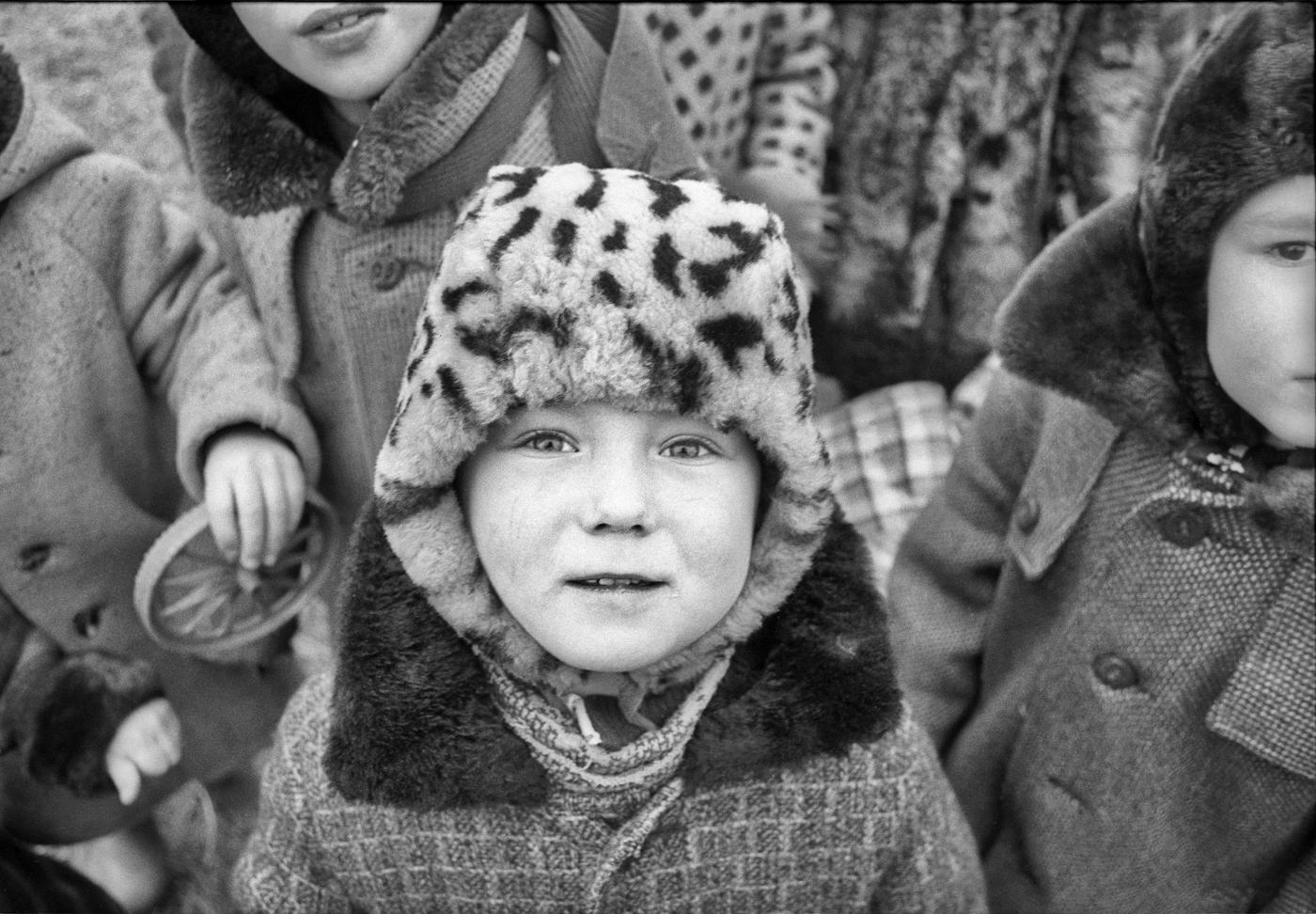 Waisenkinder, St. Petersburg, RUS