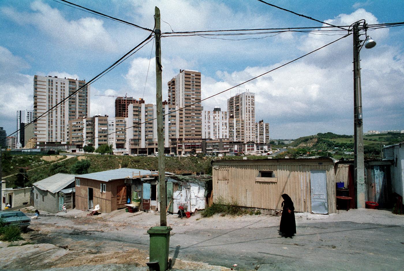 Lisabon, Kapverden-Siedlung, Portugal