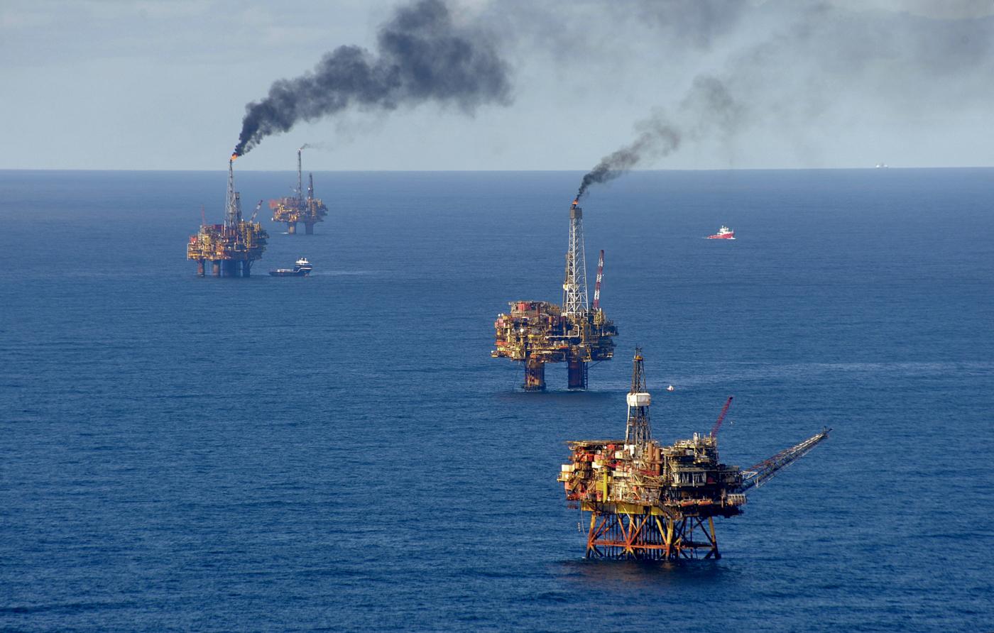 Brent Oil Field, nördl. Nordsee