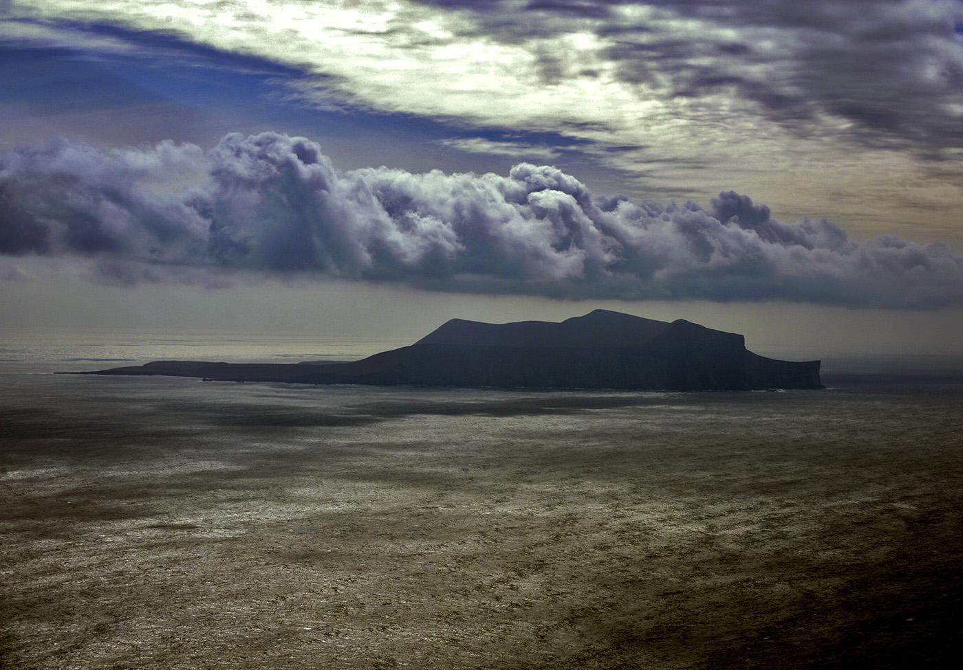 Nebbifield and The Kame, Shetlands