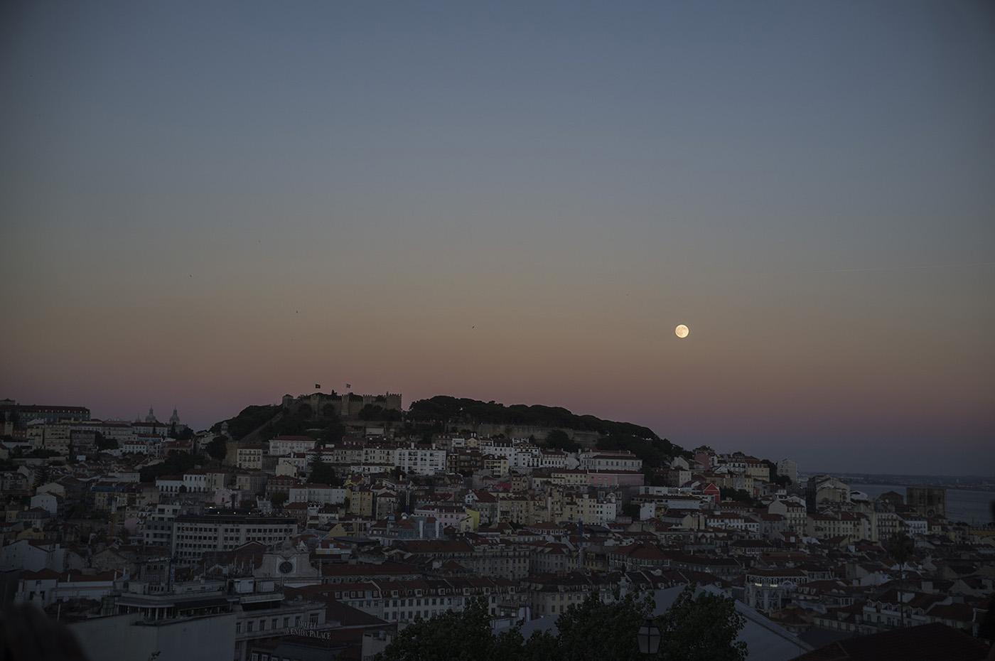 Altstadt Lissabon, Portugal