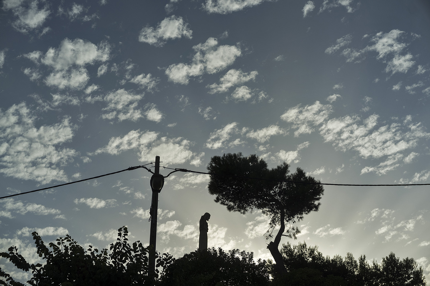Cristo-Rei Statue in Almada, Lissabon, Portugal