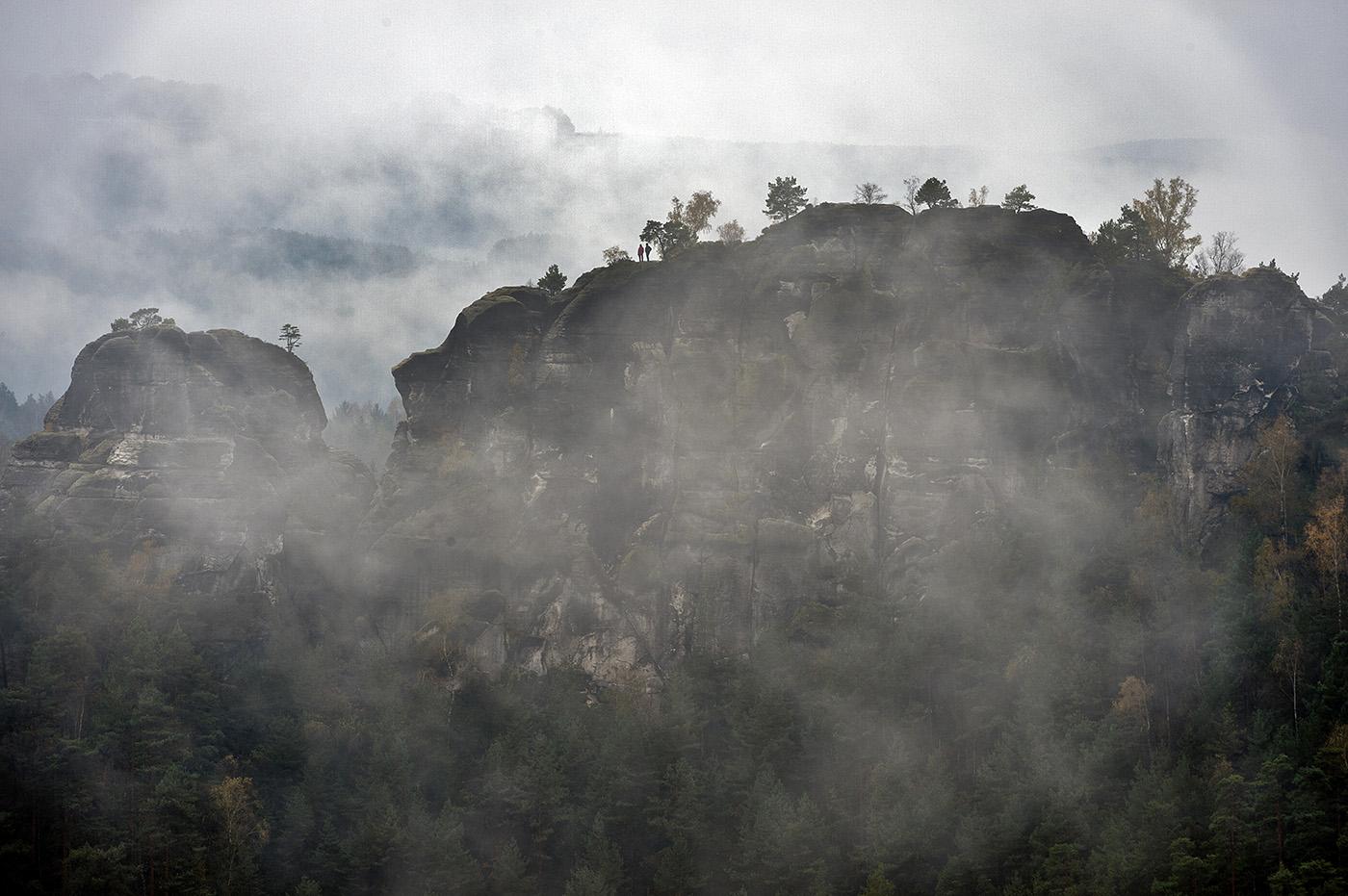 Elbsandstein-Gebirge, D