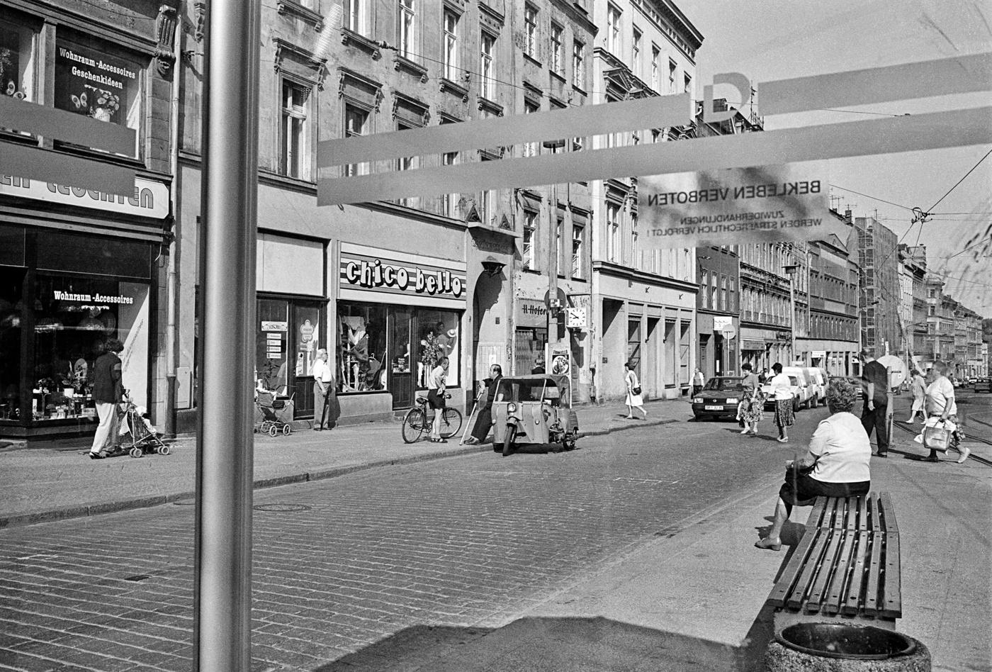 Straßenszene in Görlitz