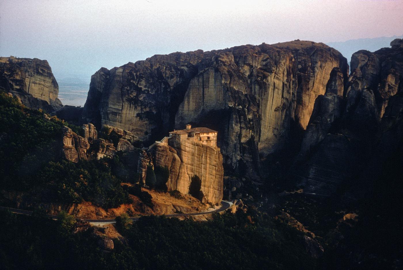 Meteora-Kloster, Griechenland