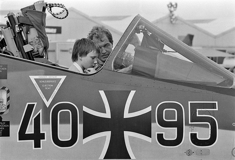 Internationale Luftfahrtausstellung Hannover, 1984
