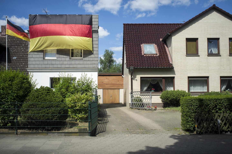 Flaggenfreunde in Hamburg-Bergedorf